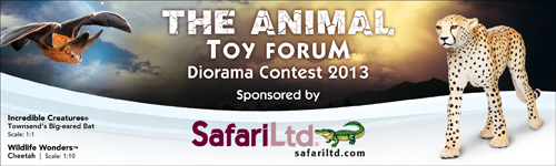 The Animal Toy Forum Diorama Contest 2013 - now open! Safariltd_the_animal_toy_forum_diorama_contest_2013_banner